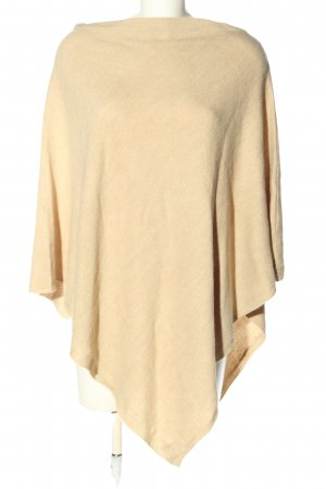 Darling Harbour Poncho crema stile casual