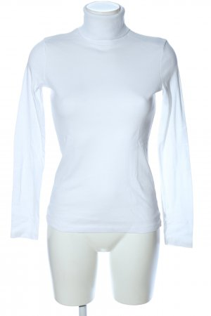 Darling Harbour Turtleneck Shirt white casual look