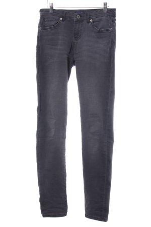 Darling Harbour Skinny Jeans dark grey casual look