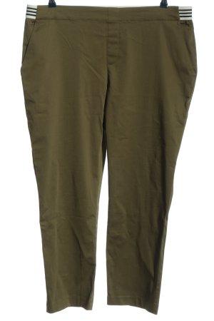 Darling Harbour Pantalone jersey marrone stile casual