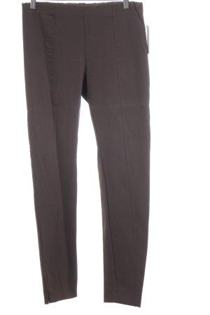 Darling Harbour Pantalone jersey marrone-grigio-marrone scuro