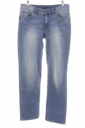 Darling Harbour Straight Leg Jeans blue casual look