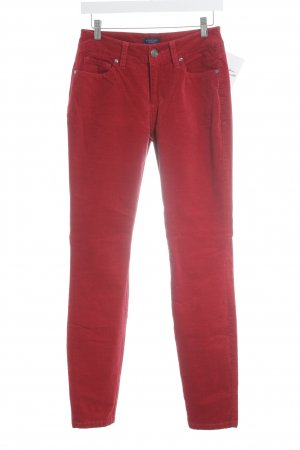 Darling Harbour Straight Leg Jeans neon red Metal elements