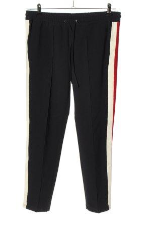 Darling Harbour Pantalone elasticizzato multicolore stile casual