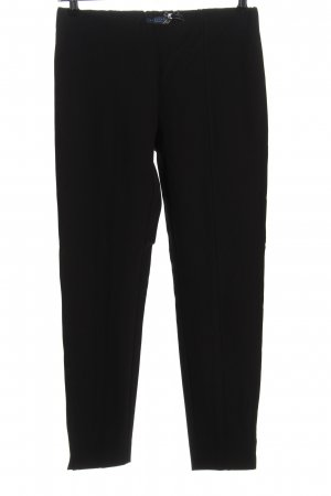 Darling Harbour Stretchhose schwarz Casual-Look