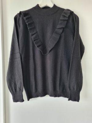 Darling Harbour Maglione di lana nero