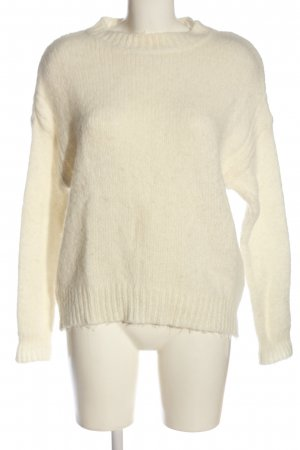 Darling Harbour Strickpullover creme Casual-Look