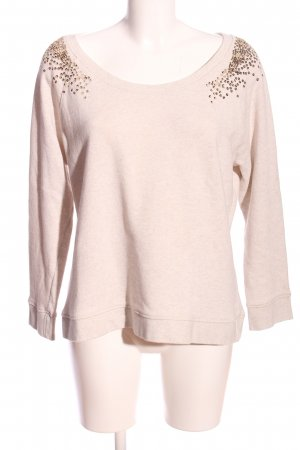 Darling Harbour Sweatshirt creme Casual-Look