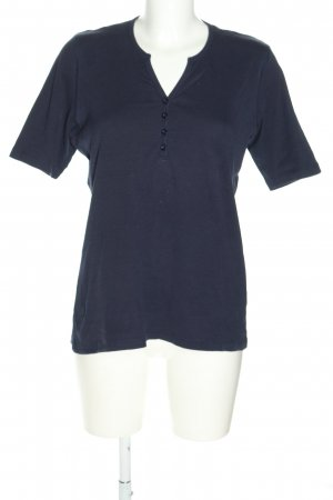 Darling Harbour T-Shirt blau Casual-Look