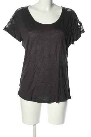 Darling Harbour T-Shirt hellgrau meliert Casual-Look