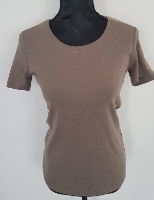 Darling Harbour Tshirt, kurzarm, taupe, Gr. S, NEU