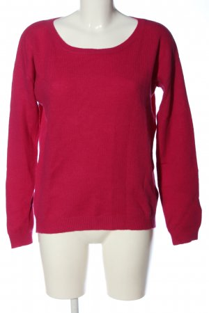 Darling Harbour Wollpullover pink Casual-Look