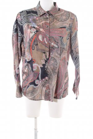Darling Shirt Blouse abstract pattern casual look