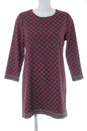 Darling Hippie Dress abstract pattern Boho look