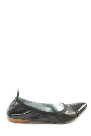 Darling Classic Ballet Flats black casual look