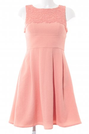 Darling Shortsleeve Dress salmon elegant