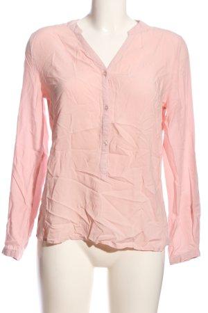 Darling Langarm-Bluse pink Casual-Look