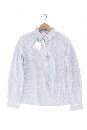 Darling Langarmbluse Größe 42 neu mit Etikett Neupreis: 39,99€! blau aus Baumwolle