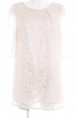 Darling Lace Dress cream elegant