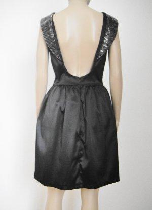 Badgley Mischka Cocktail Dress black polyester