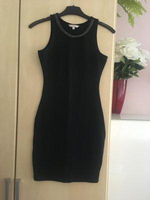 C&A Clockhouse Robe mi-longue noir polyester