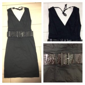 Amisu Cargo Dress black