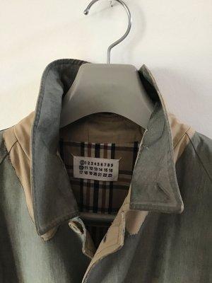 Das ultimative GESCHENK! Super stylischer, ganz außergewöhnlicher Mantel / Trenchcoat von MAISON MARGIELA - Haute Couture Collection 0/10 - Baumwolle/beschichtet / gefüttert