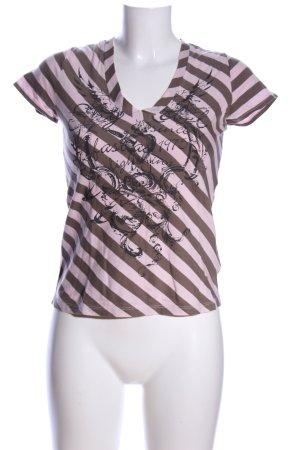 dateless T-Shirt Motivdruck Casual-Look