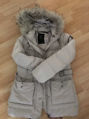 Bomboogie Down Jacket light grey
