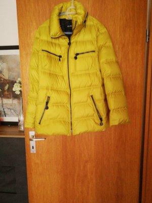 Gil Bret Chaqueta de plumón color oro-amarillo neón