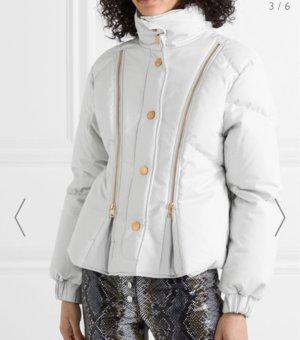 See by Chloé Piumino grigio chiaro-bianco Cotone