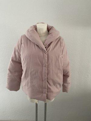 Daunen Jacke H&M rosa 40 Winter