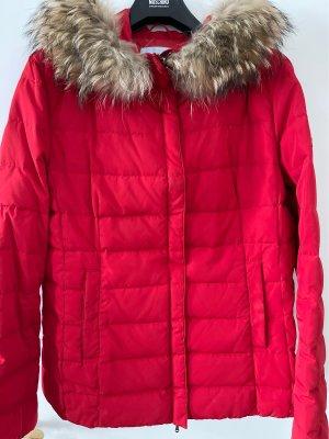 Strenesse Giacca in pelliccia rosso