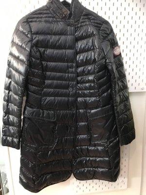 Jan Mayen Manteau en duvet noir