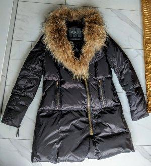 Interdée Paris Winter Coat multicolored pelt