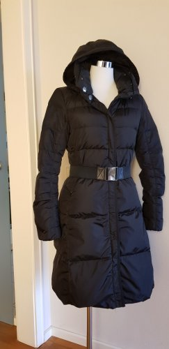 Marc Cain Down Coat black