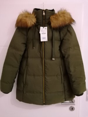 Daunen Mantel Zara