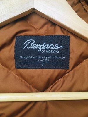 Bergans of Norway Down Jacket cognac-coloured