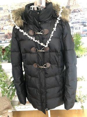 Daunen-Winterjacke