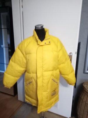 C&A Kurtka zimowa żółty Poliester