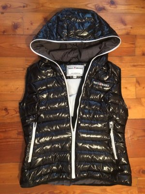 Waveboard Down Jacket black