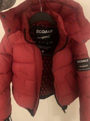 desiqual Down Jacket red