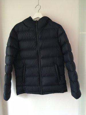 Sisley Down Jacket blue