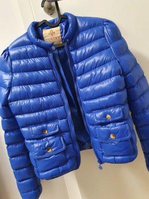Toxik3 Down Jacket neon blue