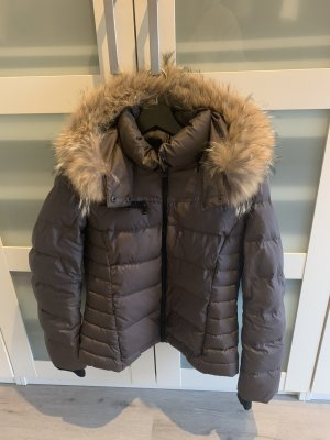 Andrew Marc New York Down Jacket grey brown