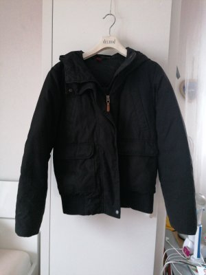 H&M Down Jacket black