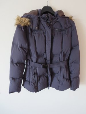 Pepe Jeans Down Jacket dark blue nylon