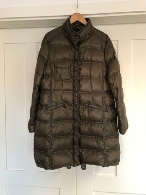 Malvin Abrigo de plumón gris verdoso