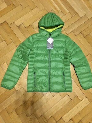 CMP Down Jacket green