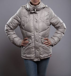edc by Esprit Down Jacket silver-colored